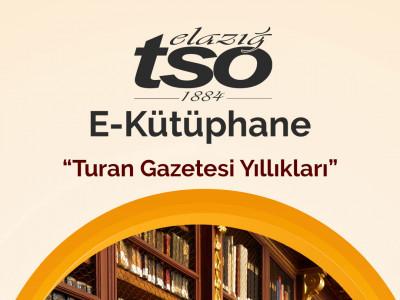 Turan Gazetesi Yıllıkları