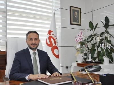 """Elazığ TSO Yönetim Kurulu Başkanı Arslan:  """"KOBİ'lerin Kredi Talepleri İçin KGF Destekli Program  İş Dünyasına Çok Önemli Katkılar Sağlayacaktır…"""" a"""