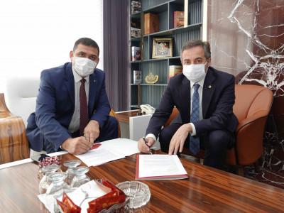 Elazığ TSO ve Halkbank arasında protokol imzalandı a