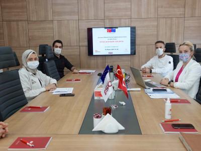 AB Proje Ortakları İstişare Toplantısı Gerçekleştirildi. a