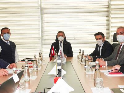 Elazığ TSO Stratejik Planlama İstişare Toplantısı a