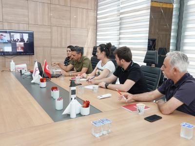 Elazığ TSO ile Sivas TSO Akreditasyon Kıyaslama Çalışması Gerçekleştirildi… a