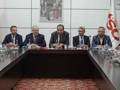 Elazığ TSO 2020 yılı ilk Meclis Toplantısı Yapıldı a