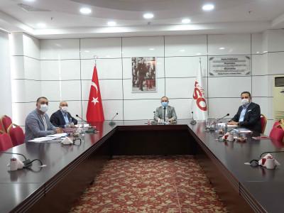 Elazığ Tarıma Dayalı İhtisas (Besi) OSB Yönetim Kurulu Toplantısı Yapıldı… a