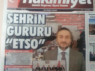 Hakimiyet Gazetesi a