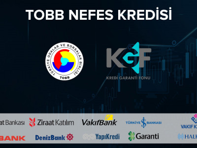 TOBB Nefes Kredisi'nde Ciro Kaybı Kriteri Kaldırıldı a