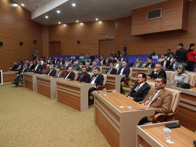 Elazığ STK'ları 'Vizyon Toplantısı'nda Buluştu a