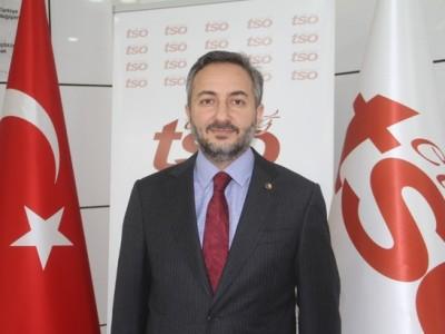 """Elazığ TSO Yönetim Kurulu Başkanı Arslan'dan Bankalara Çağrı: """"Yaşadığımız Süreç Firma Seçecek Dönem Değildir…"""" a"""