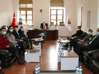 Elazığ TSO ile Diyarbakır TSO Akreditasyon Kıyaslama Çalışması Yapıldı a