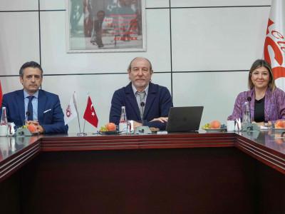 """""""AKREDİTASYON DENETİM SÜRECİ BAŞLADI"""" a"""