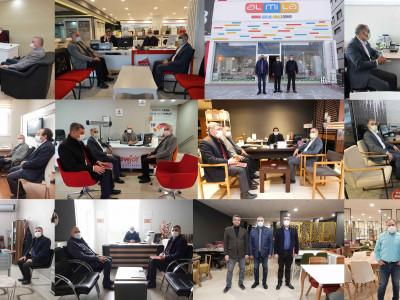 Mobilya ve Dayanıklı Tüketim Malzemesi Satışı Yapan Mağazaların Talepleri Valilik ve TOBB'ye Bildirildi… a