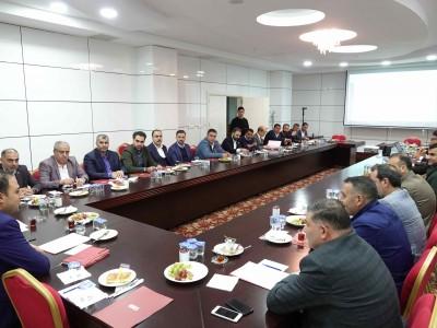 Elazığ TSO Meclis Toplantısında 'Ekonominin Önemine' Vurgu a