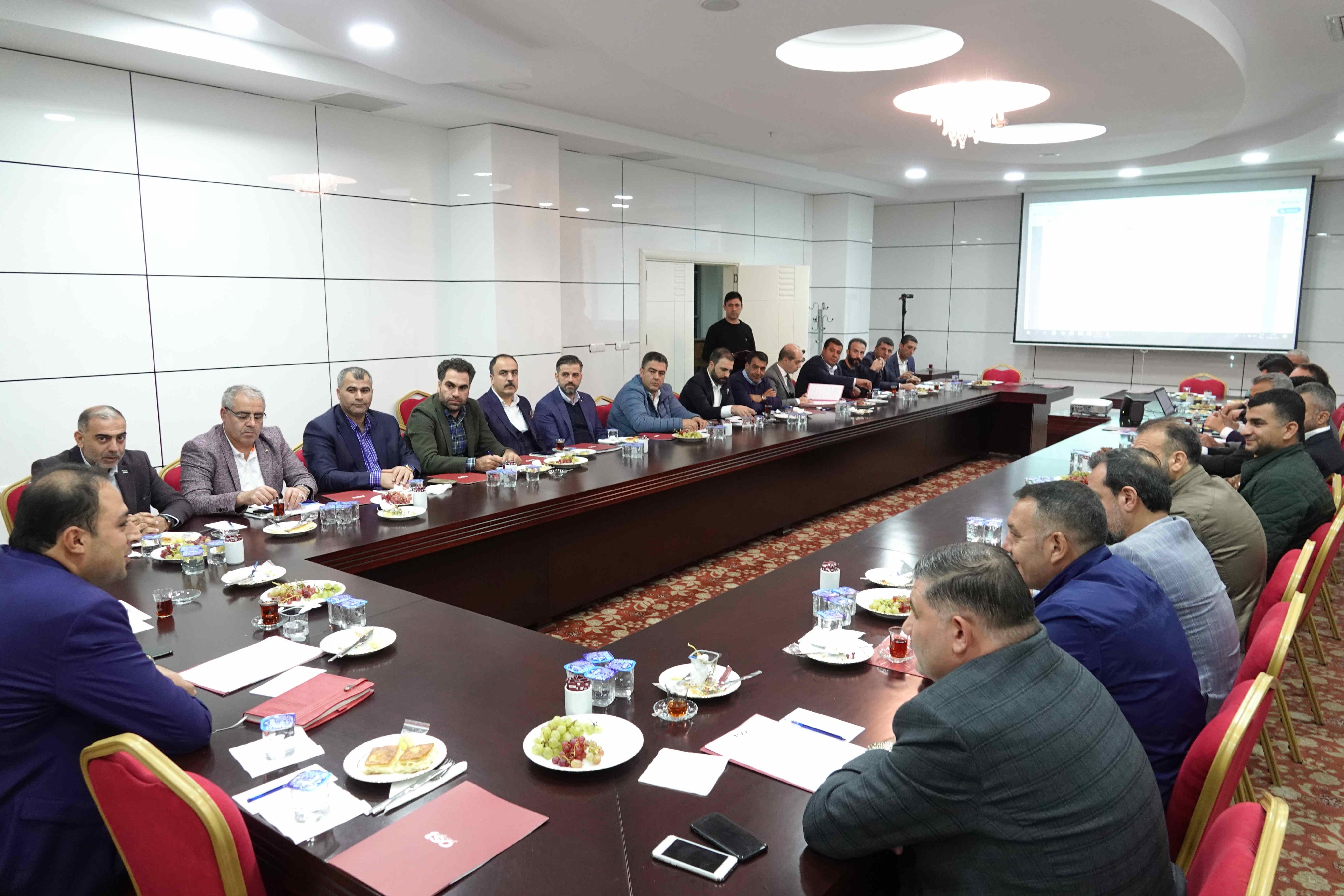 Elazığ TSO Meclis Toplantısında 'Ekonominin Önemine' Vurgu